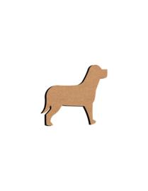 hond 6 mm dik, 15 cm
