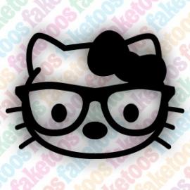 Hello Kitty - Nerd