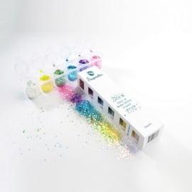 Superstar Sweet Chunky Glitter Mix 6-pack