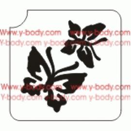 18400 2 Butterflies