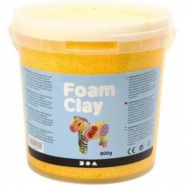 Foam Clay geel 560 gram