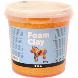 Foam Clay neon oranje 560 gram