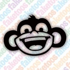 (009) Monkey Face 3