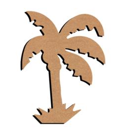 Palmboom 6 mm dik, 15 cm