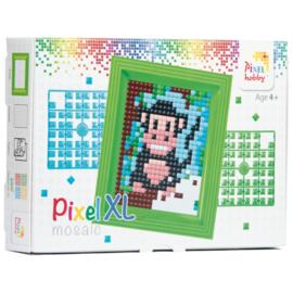 Pixel XL geschenkverpakking  met grote basisplaat