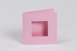 4 st. Passe-partout roze