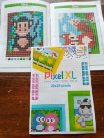 Patronen grote basisplaat pixel XL