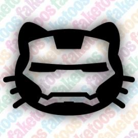 Hello Kitty - Iron Man
