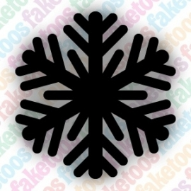 (K05) Snowflake 3