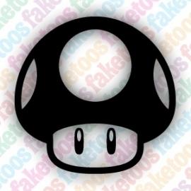 (018) Mario Mushroom