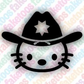 Hello Kitty - Walking Dead