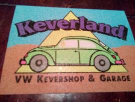 Keverland oude logo