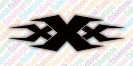 (69) Triple XXX