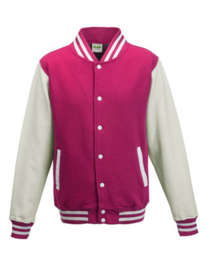 Varsity Jacket kinderen (vele kleuren)