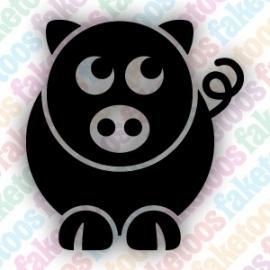 (087) Piggie 1