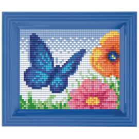 Geschenkverpakking Blauwe vlinder