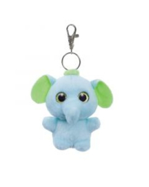 YooHoo Eden olifant sleutelhanger 9 cm