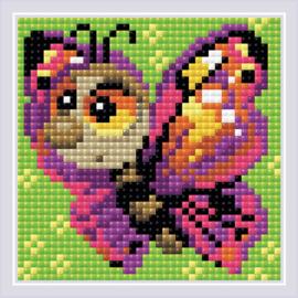 Butterfly 10x10cm