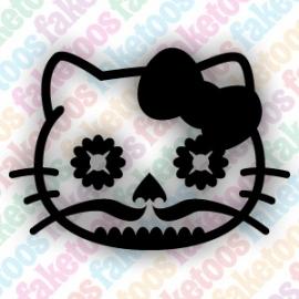 Hello Kitty - Sugar Skull
