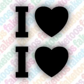 Mini - I heart
