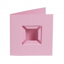 4 st. Passe-Partout roze met inlegbox