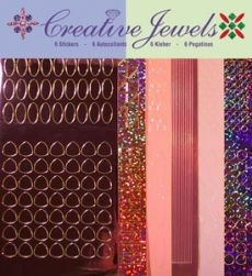 Creative Jewels - roze tinten