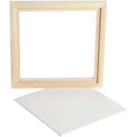 Canvas Paneel met Lijst