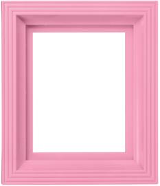 Frame baby roze