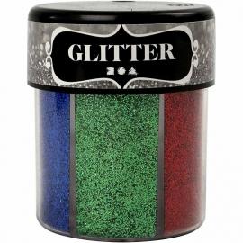 Glitter Assortiment (1)  6x13 gr.