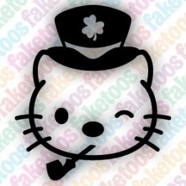 (084) Hello Kitty - Leprechaun