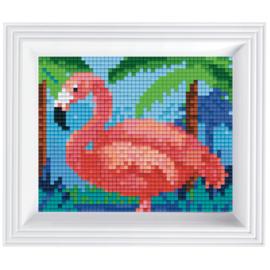 Geschenkverpakking Flamingo