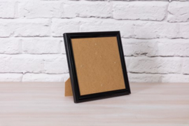Crystal Art frame 18x18cm zwart