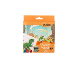 Dinosaur World Mini Pack