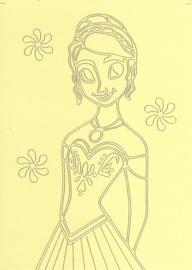 prinses bloemen