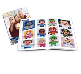 Pixel XL A5 patronen boekje voor de kleine basisplaat