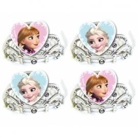 Tiara Frozen 4 stuks