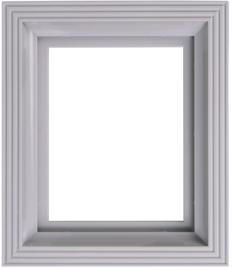 Frame licht grijs
