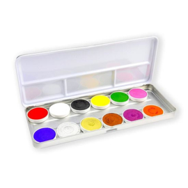 Superstar bright palet (12 kleuren)