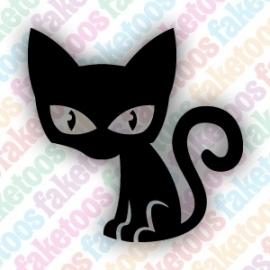 (107) (H10) Black Kat