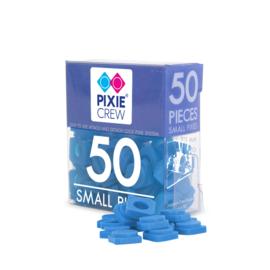 Pixie Crew Pixel Aanvuldoos 50-delig Neon Blauw