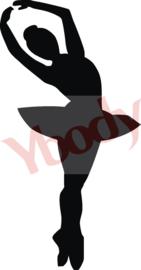 43601 Ballet dancer