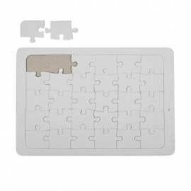 Puzzel A4, 21x30 cm