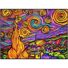 Van Gogh Sterrenwacht Large 35x47 cm