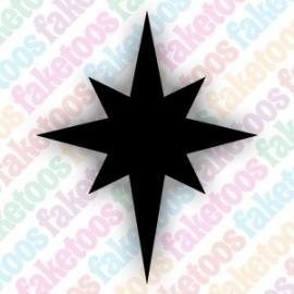 (K14) Christmas Star