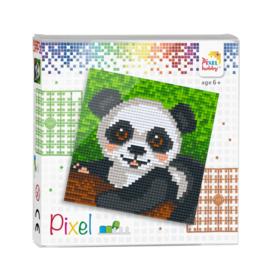 Pixel set Panda