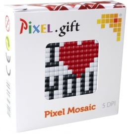 Pixel Xl gift set I love you