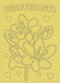 Bloemen Forever Love