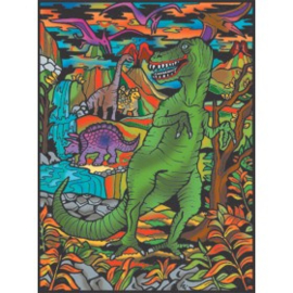 T-rex Large 35x47 cm