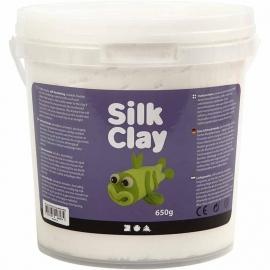Silk Clay wit 650 gram