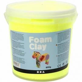 Foam Clay neon geel 560 gram